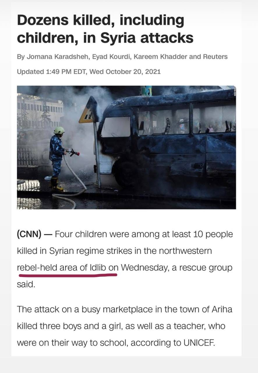Ennesima Fake news sulla Siria. Foto attentato a Damasco usata accusare il governo siriano