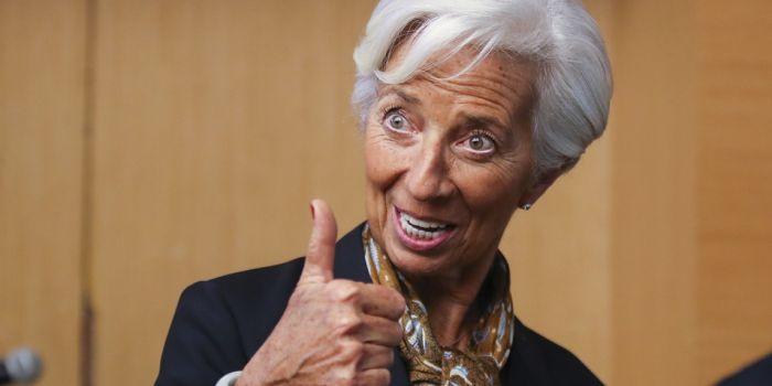 La presidente della BCE Lagarde sconfessa il modello tedesco ed europeo