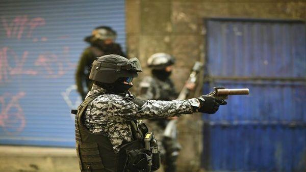 Il governo golpista della Bolivia aumenta i fondi per la repressione