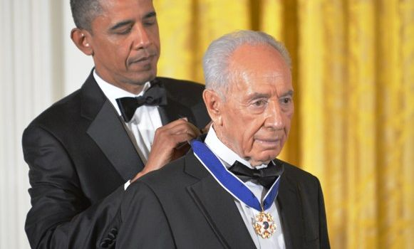 È morto Shimon Peres, il macellaio di Qana