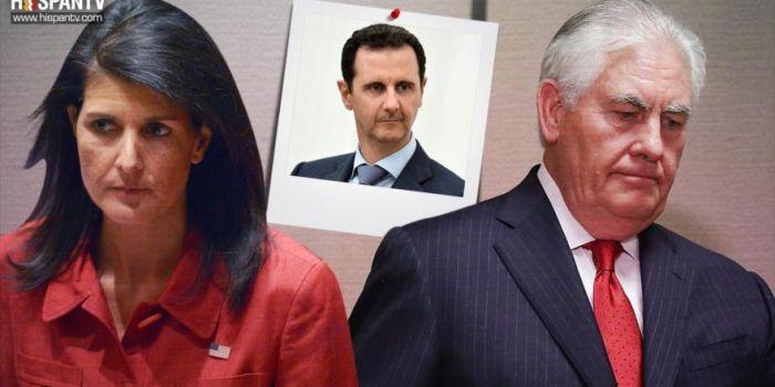 La priorità degli Stati Uniti: un Siria senza Assad o senza ISIS?