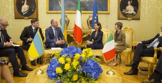 Un nazista a Roma in piena sintonia con Laura Boldrini