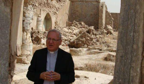 Raphael Louis I, patriarca della Chiesa cattolica caldea dell'Iraq, disdice tutti incontri con autorità politiche per Natale