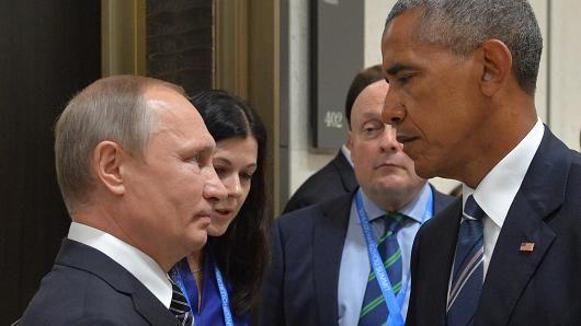 Putin a Obama: Mostri qualche prova sul coinvolgimento russo nelle elezioni presidenziali Usa o taccia