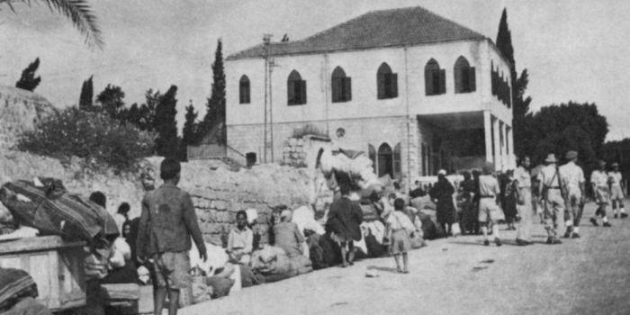 Documento declassificato rivela come Israele usò la legge marziale nei confronti di 150.000 arabi per espellerli dalla loro terre