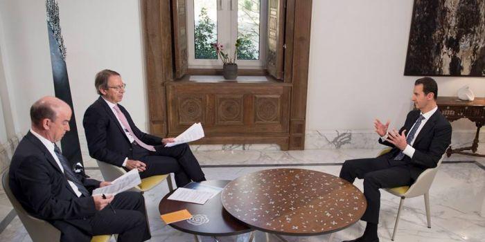 Assad: Gli USA e la Francia non sono seri nella lotta al terrorismo