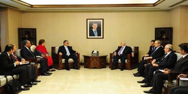 Siria e Cuba rafforzano i legami di amicizia e cooperazione reciproca nei forum internazionali
