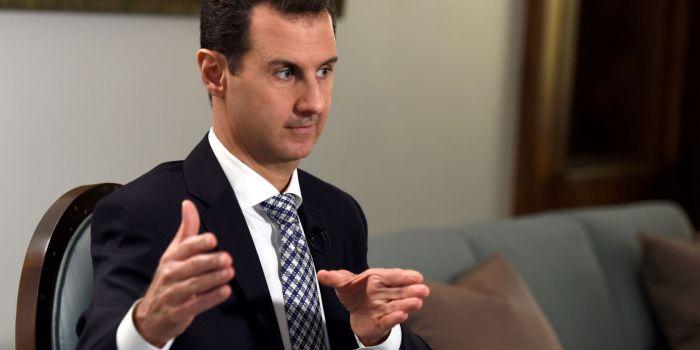 Assad a El Pa�s: �Con 80 Paesi che appoggiano il terrorismo, l'aiuto di Russia e Iran � decisivo�