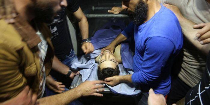 A Gaza si muore così... ogni giorno e sempre nell'indifferenza della grande stampa