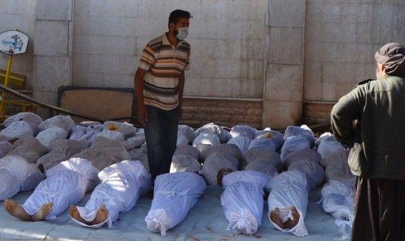 Rapporto OPWC: I �ribelli� hanno utilizzato le armi chimiche, non Assad