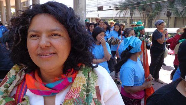 Lo Stato dell'Honduras � responsabile della morte di Berta, nostra madre, nostra figlia, nostra guida