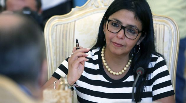 Delcy Rodriguez attacca il Partito Popolare: �L'organizzazione politica pi� corrotta della storia spagnola�