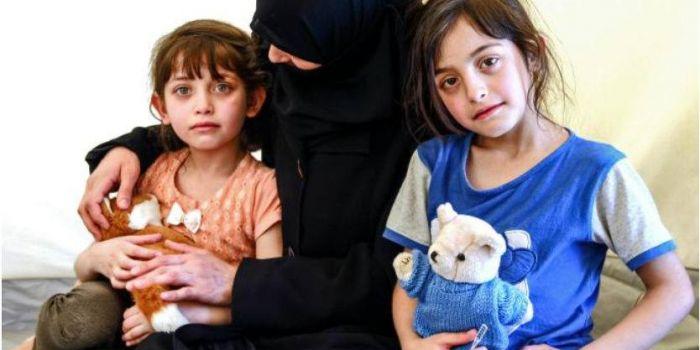 Ancora fake news del mainstream sulla Siria: la bufala delle gemelline siriane
