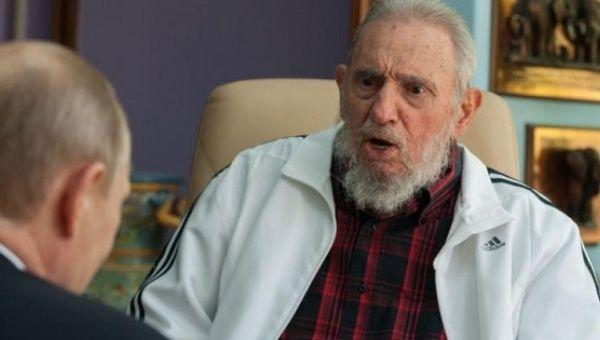 Cremlino: La Russia dovrebbe studiare la vita di Fidel Castro