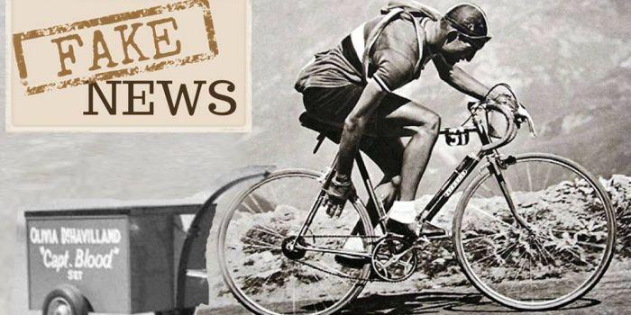 Rai di tutto di più. Ma davvero Gino Bartali, sulle Alpi, stipava ebrei (presumibilmente, nani) in un vagoncino, attaccato alla sua bicicletta?