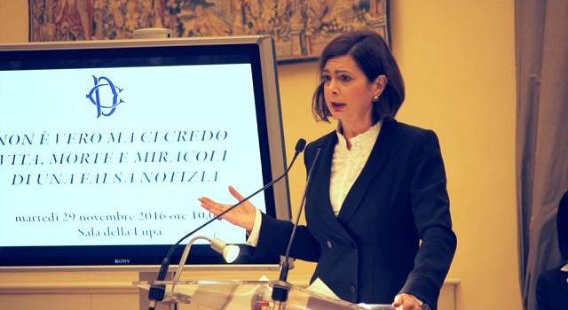 Le vergognose fake news di Repubblica e Corriere contro Di Maio... che non indignano la Boldrini