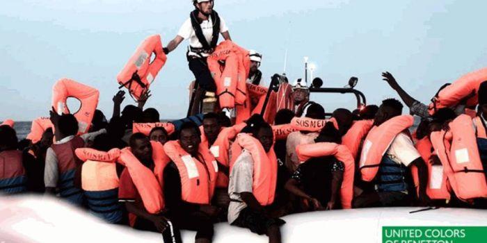 """Cosa c'è di più ipocrita della campagna """"antirazzista"""" di Oliviero Toscani per Benetton?"""