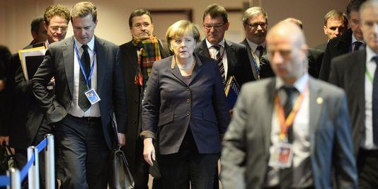 Prima o poi l'euro esploder�, senza la coesione necessaria. A. Merkel