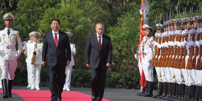 L'alleanza tra la Russia e la Cina è un duro colpo per gli Stati Uniti.  Washington Times