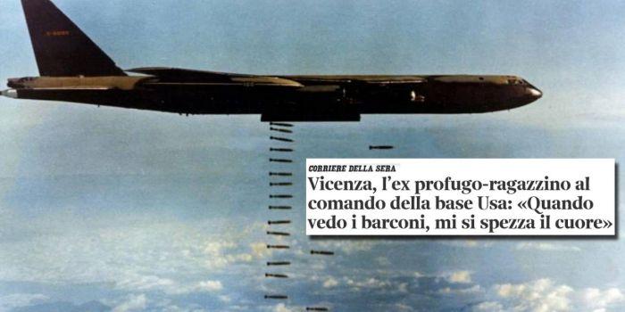 Pur di celebrare il settantesimo anniversario della NATO il Corriere ci racconta una storia surreale