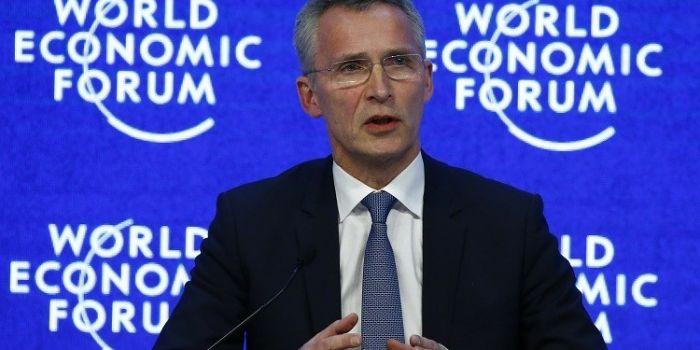 Il Segretario della Nato parla a Davos e ci ricorda perch� dobbiamo uscirne il prima possibile