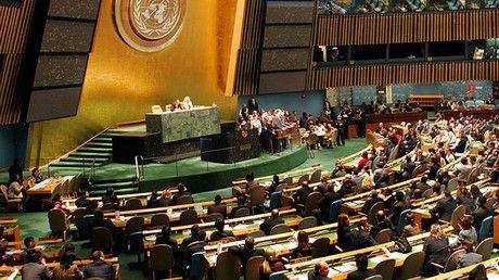 La Russia ha perso il suo seggio nel Consiglio dei diritti umani dell'ONU. L'Arabia Saudita No.