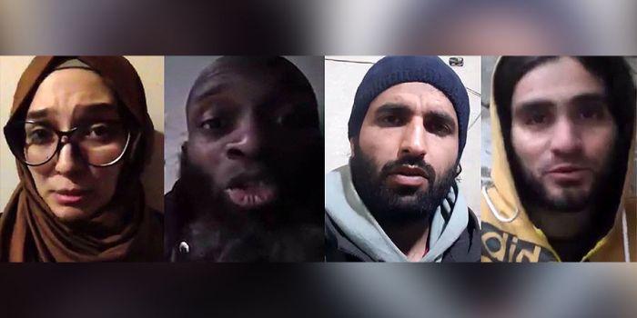 Aleppo: le richieste di aiuto di 'civili' che in realta' sono giornalisti e blogger fiancheggiatori dei gruppi armati