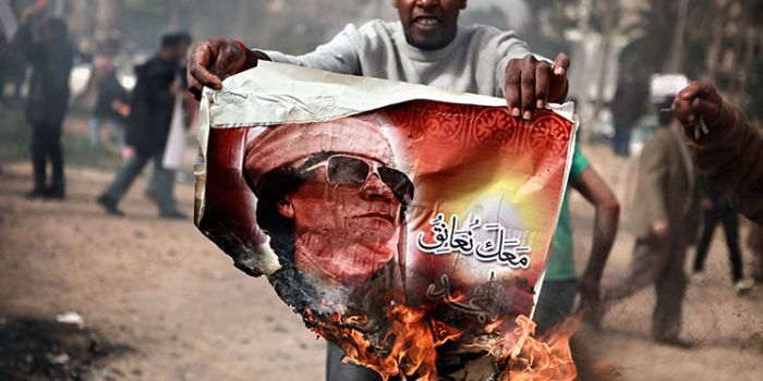 """Parla il cugino di Gheddafi: Purtroppo, tutto quello che ha predetto si è avverato con precisione"""""""