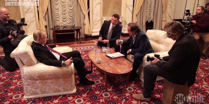 Putin: Abbiamo le prove dei finanziamenti Usa al terrorismo in Cecenia. E le abbiamo alla Cia