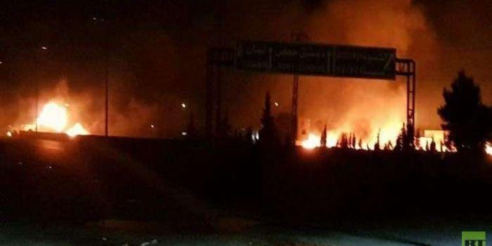 Nuovo attacco di Israele contro la Siria. La difesa aerea siriana intercetta e distrugge 2 missili israeliani