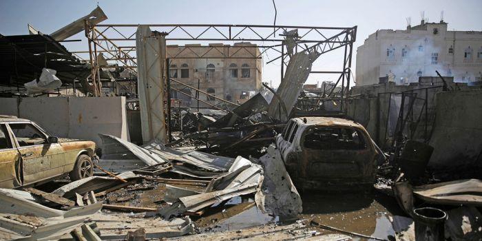 Il ruolo della Gran Bretagna nella sofferenza dello Yemen,  squallido oltre ogni immaginazione