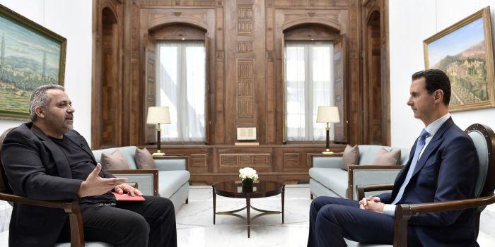 Assad: L'occidente non vuole Paesi indipendenti ma lacchè che eseguono i suoi ordini