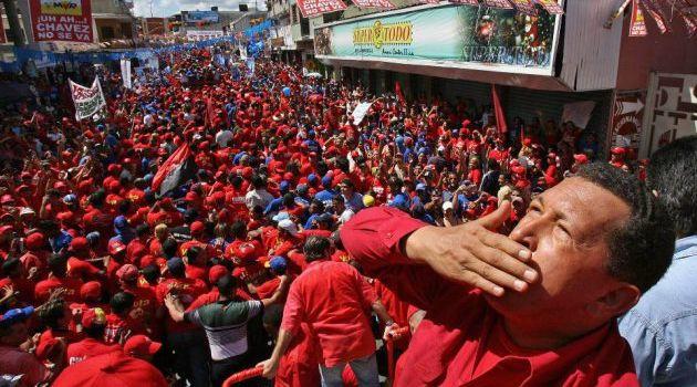 L'eredit� pi� grande di Chavez, l'integrazione dell'America Latina come popoli liberi, resister�