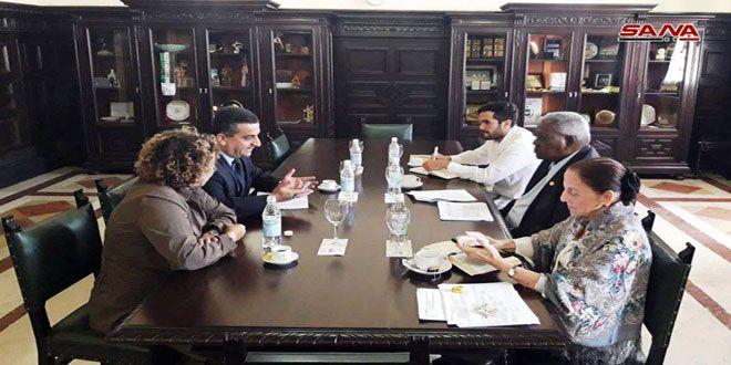 Cuba ribadisce il suo appoggio alla Siria nella lotta al terrorismo