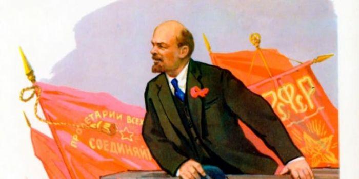 """22 aprile 2020, 150° anniversario della nascita di Lenin: """"Guerra e rivoluzione"""""""