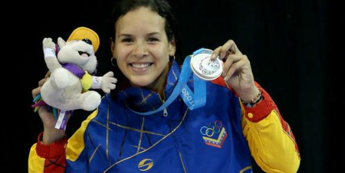 Rio 2016, l'atleta venezuelana Benitez: «Non stringo la mano al golpista Temer»