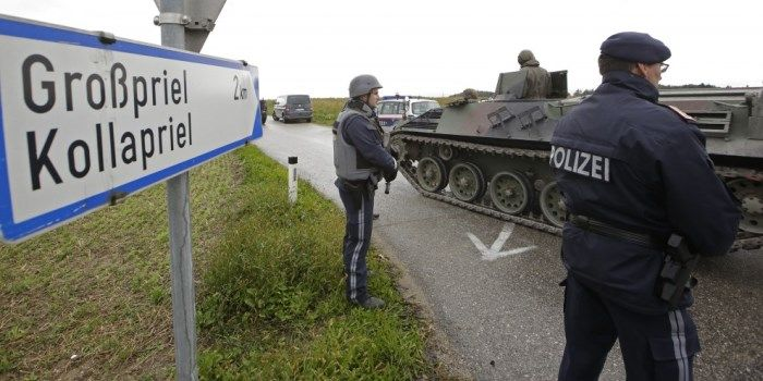 La gendarmerie di Macron, l'esercito austriaco e i sogni di chi vuole riformare l'Europa.