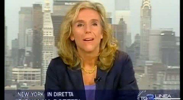 RECORD! Giovanna Botteri dagli Stati Uniti: tre bufale in un minuto.
