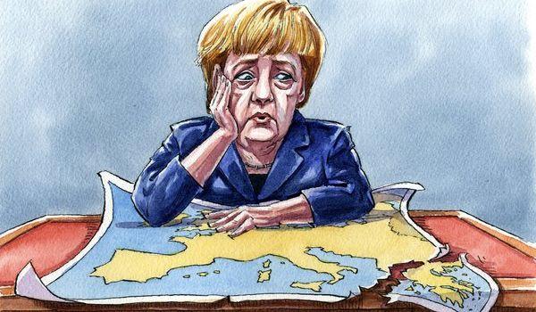 Αποτέλεσμα εικόνας για La fine dell'era Merkel