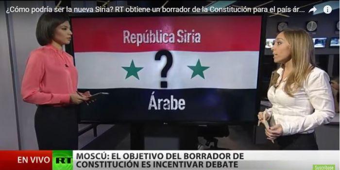 23a9520ef46a Come sarà la nuova Siria  Ecco la proposta di Costituzione della ...