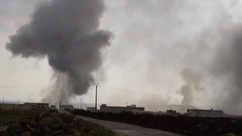 Video. Turchia inizia le sue operazioni militari di terra in Siria. Fonti curde a RT