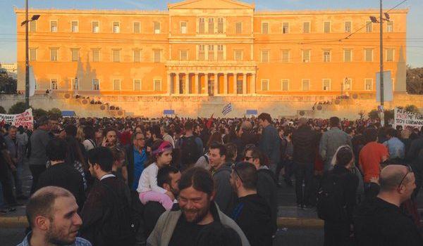 Grecia, al via oggi sciopero di 48 ore contro riforme per aiuti