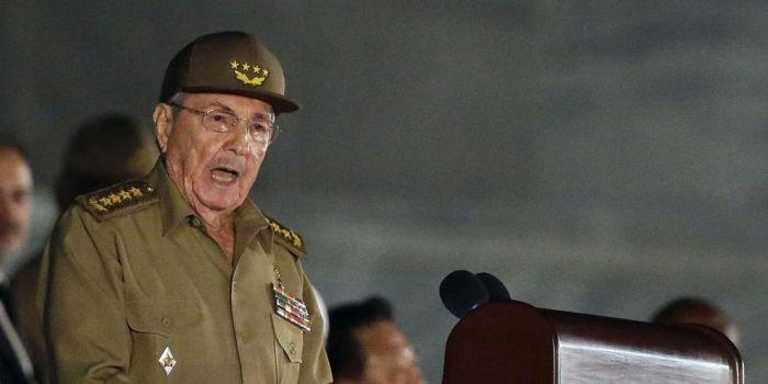 Messaggio di Raul Castro al popolo cubano