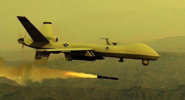 """L'Italia si dota dei droni killer Usa e la Pinotti dichiara che effettuare raid aerei non è un tabù"""""""