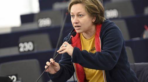 Piena solidarietà all'eurodeputata Eleonora Forenza. Indegno ed assurdo il silenzio del governo italiano