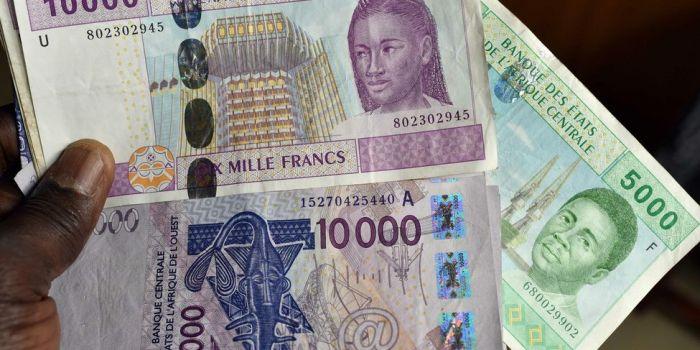Risultati immagini per , franco CFA e trattato di Aquisgrana