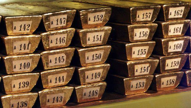 Deutsche Bank rileva la vera ragione del mancato rimpatrio di oro tedesco dalla Fed