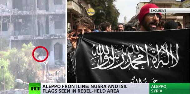 VIDEO. Aleppo est. I cecchini dell'ISIS e di Al-Nusra sparano deliberatamente sui civili che cercano di fuggire