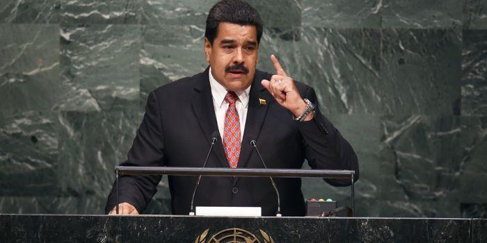 Maduro promette di denunciare all'Onu le minacce militari degli Stati Uniti al Venezuela