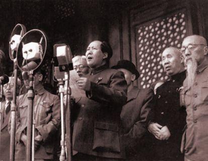 1 ottobre 1949 «il popolo cinese si è alzato in piedi». Nel 2019 la Cina rappresenta la speranza del mondo intero